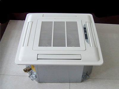 电路连接:风机盘管电源和开关连接,应严格按照电气原理图进行.